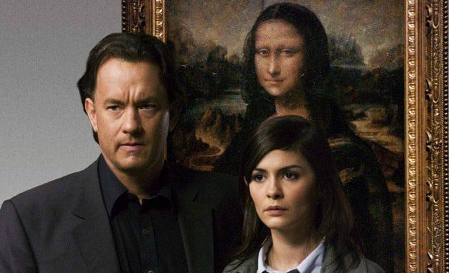 Da Vinci Code and Paris