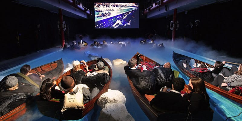 Paris-cinema theatre