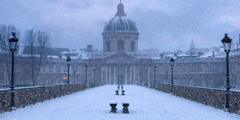 Paris-in-winter