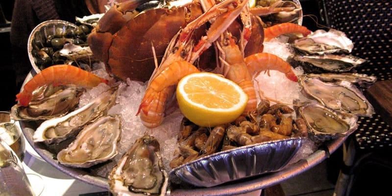 Paris-seafood