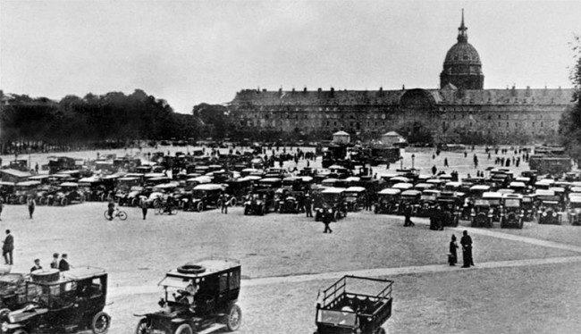 Paris during WWI