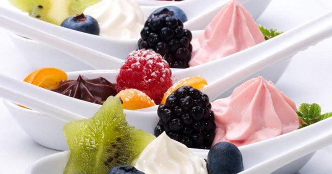 Top 5 yogurt stores in Paris
