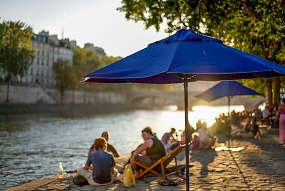 Paris fun