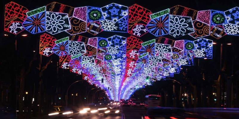 Barcelona-Christmas