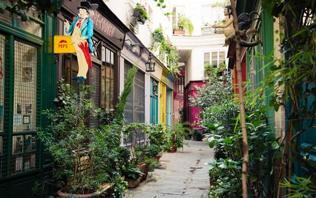 The best streets in Le Marais