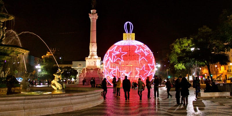 lisbon christmas - Why Is Christmas In December