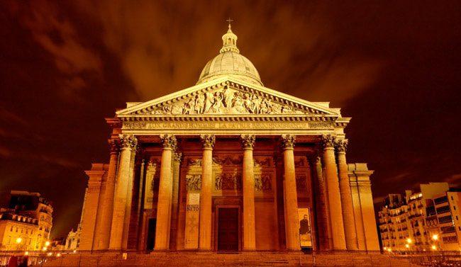 no-history Pantheon