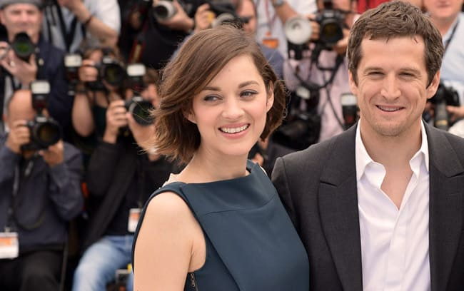 Marion, Guillaume Canet
