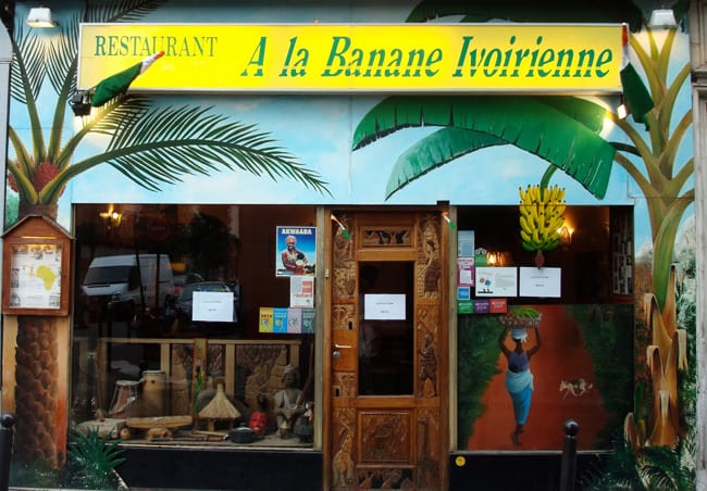 top 5 african restaurants in paris. Black Bedroom Furniture Sets. Home Design Ideas