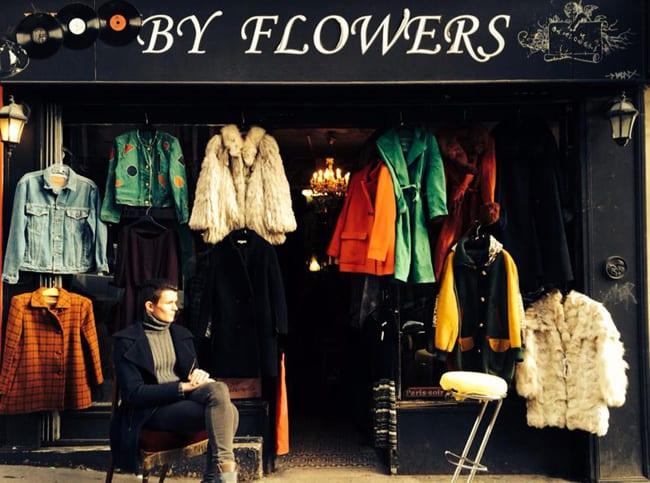top 5 vintage shops in paris. Black Bedroom Furniture Sets. Home Design Ideas
