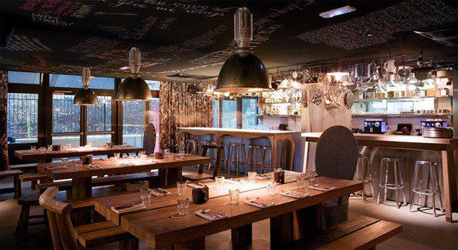 Top 5 Hip Restaurants In Paris