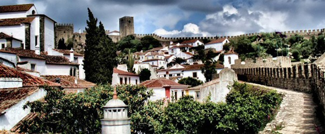 What to see in Obidos near Lisbon