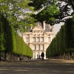 Paris in April - Jardin des Tuileries