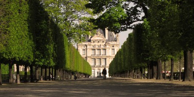 Paris in April - Jardin des Tuileries