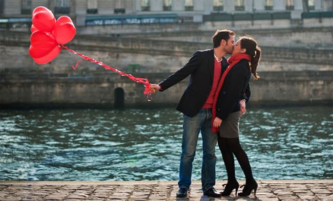 Things to do for Valentine's day in Paris