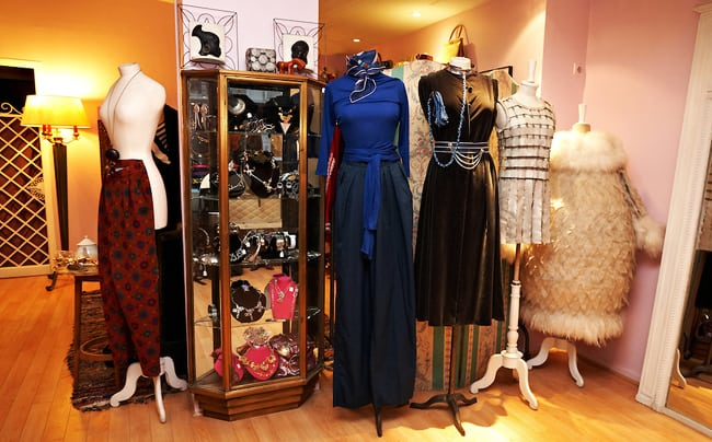 Top 5 vintage shops in Paris