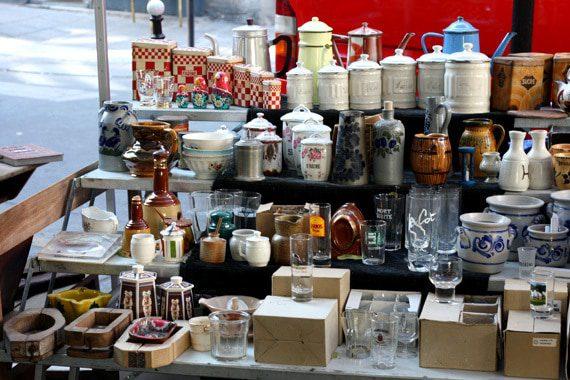 Top 5 vintage shops in Paris 1
