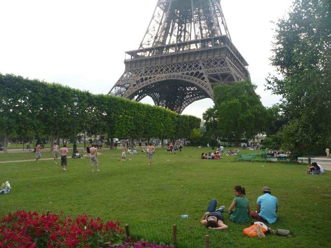 List of parks and gardens in Paris