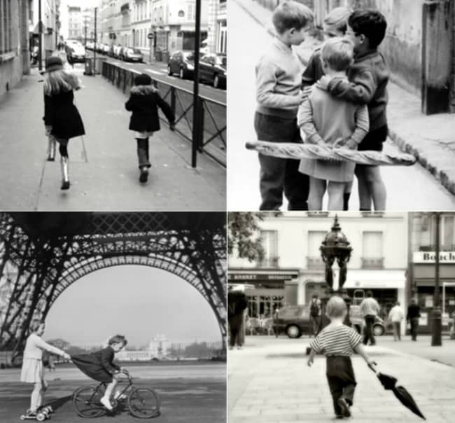 How to have fun with children in Paris