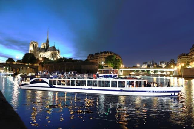 Take a boat cruise