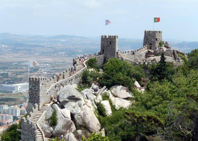moor-castle