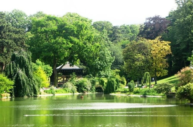 Top 10 best parks and gardens in paris discover walks for Le jardin de france