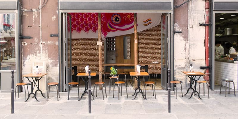 Restaurants With Outdoor Seating In Paris Discover Walks