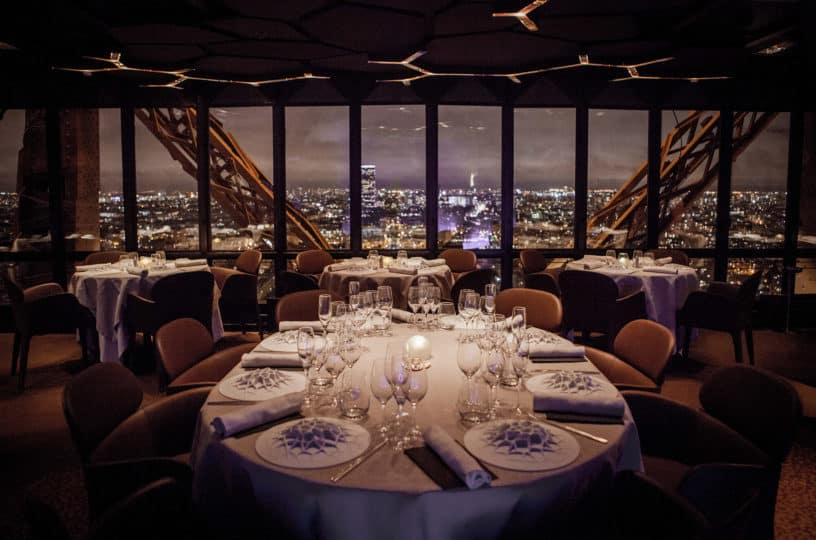 The Best Restaurants With A View In Paris