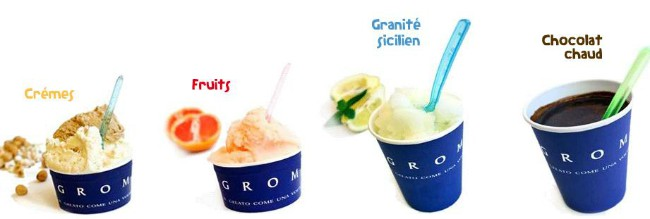 Considered By Many As One Of The Best Ice Creams Paris Indeed Grom Definitely Belongs In Top 5 Cream Places Because Quality