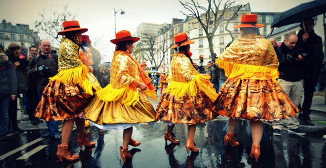 carnival-Paris