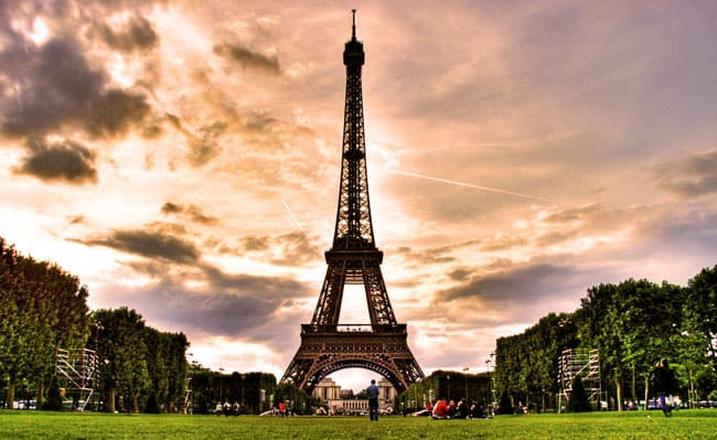 Top 5 places for a picnic in Paris