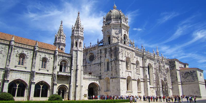 Image result for jerónimos monastery lisbon portugal