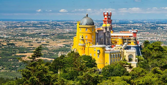 What to see in Sintra near Lisbon