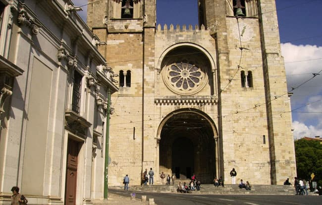 cathedral-Lisbon