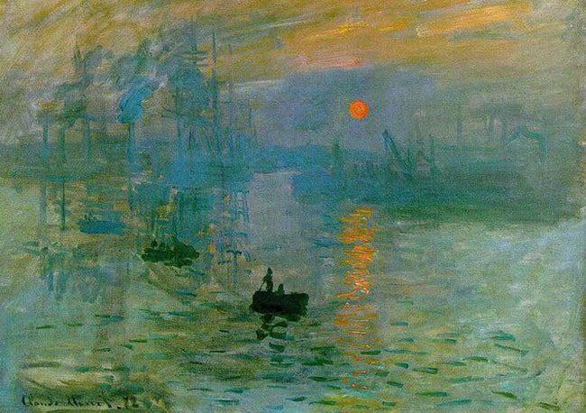 impressionism-boat