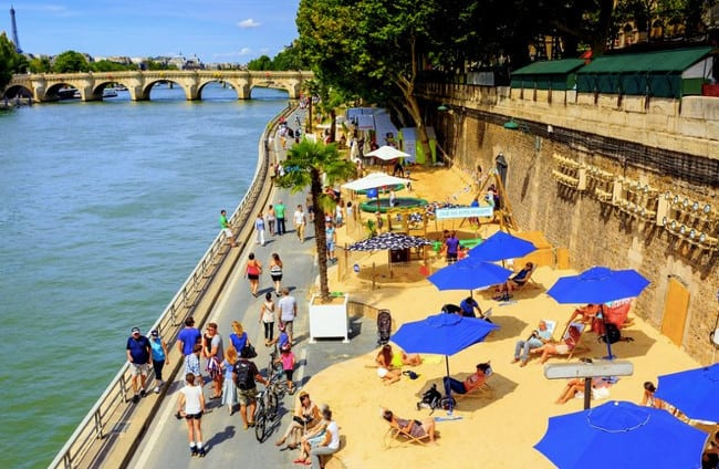 Things to do in Paris in Summer