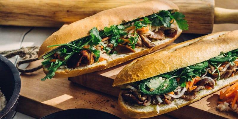 Paris-sandwich