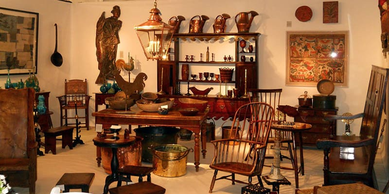 . The best antique shops in Paris