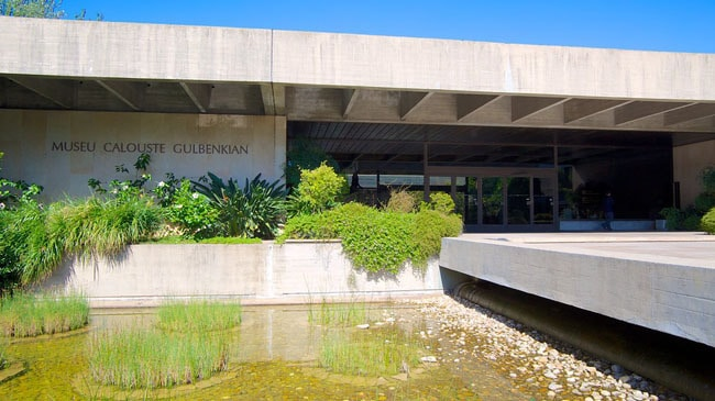 gulbenkian-museum - Things to do in Lisbon in October