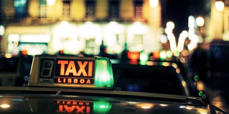 Lisbon-taxi