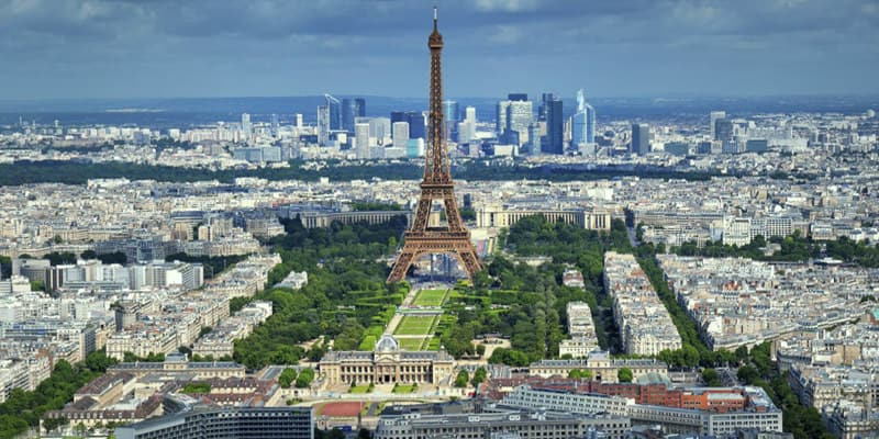 Top 5 fun facts about Paris