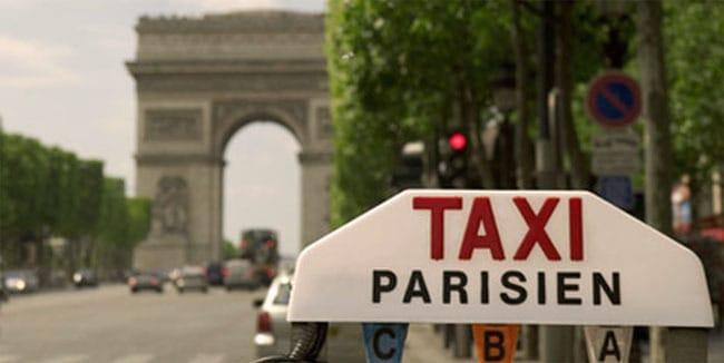 Taxis versus Uber In Paris
