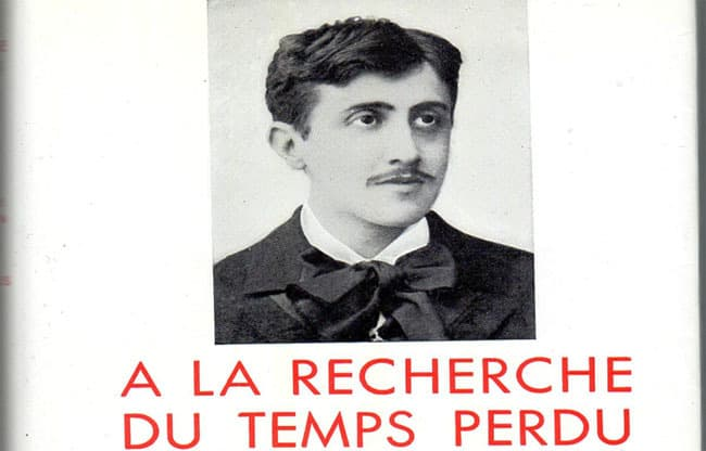 Top 5 French writers a-la-recherche