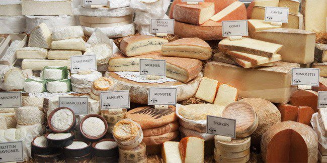Where to buy cheese in Paris