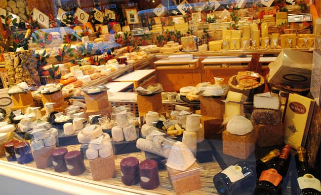 How to find award winning cheese stores in Paris la-fromagerie