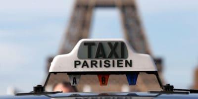 taxis-parisien