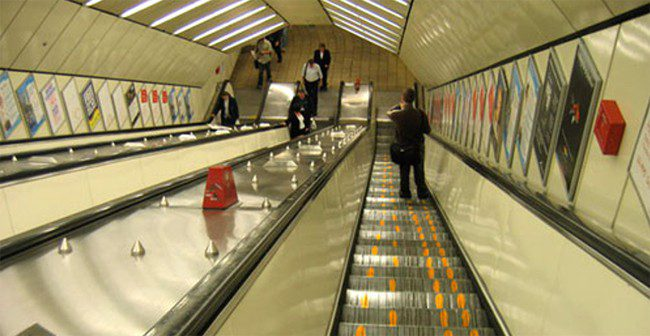 Five signs that you are a real Parisian train