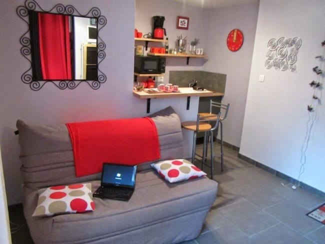 Cute apartment just minutes from The Louvre