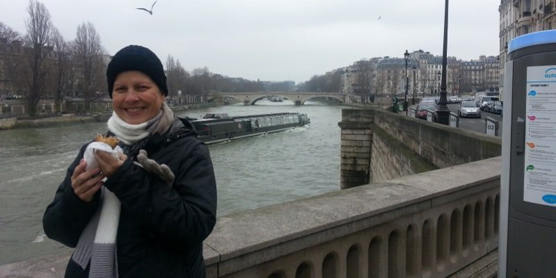 The Paris interview with Patti Maghamfar | Discover Walks