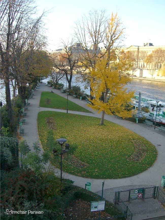 Pont Neuf Park